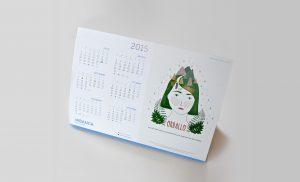 Calendario Abanca 2015
